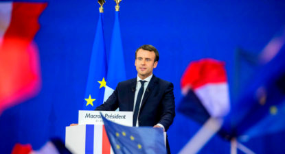 Now France lurches to the right as Le Pen, Macron square off in presidential run-off