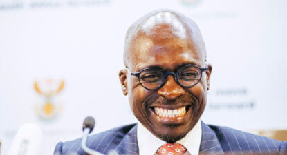 Revolutionary madness? 'Let's nationalise banks, mines, insurance companies' – Gigaba man