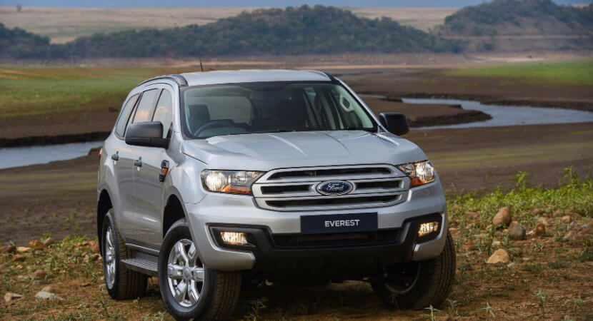 Ford Everest 2.2 XLS, the ultimate family car?