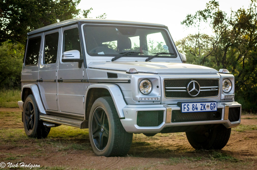 Why the Mercedes G63 AMG is in my perfect 5 car garage - BizNews com