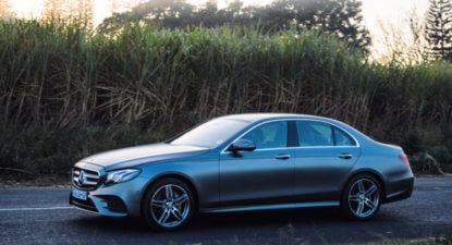 Mercedes E Class, the defining premium saloon?