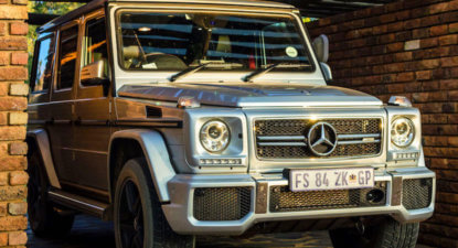 Why the Mercedes G63 AMG is in my perfect 5 car garage