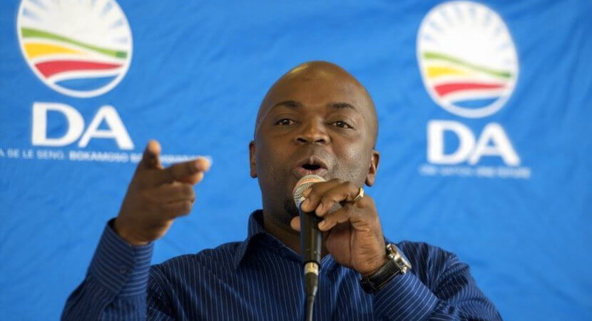 Mashaba safe, for now, but EFF wants Msimanga gone after Trollip's shock exit
