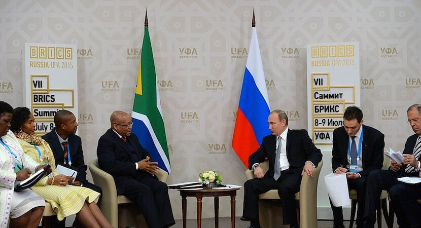 Rendering 'Fort Zuma' impregnable by mortgaging SA to Russia?