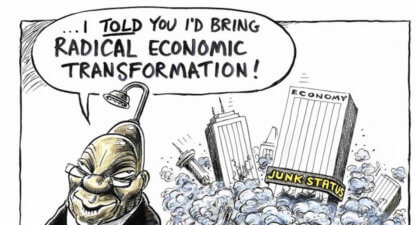 The rise of Jacob Zuma: SACP, Cosatu got him into power. Now can they get him out?