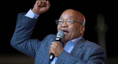 Cope MP right, Zuma wrong (again) – SA holds wooden spoon in global growth stakes