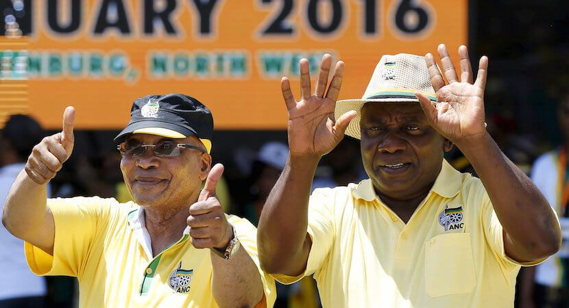Tide turning against Zuma as Ramaphosa no longer plays coy in ANC race