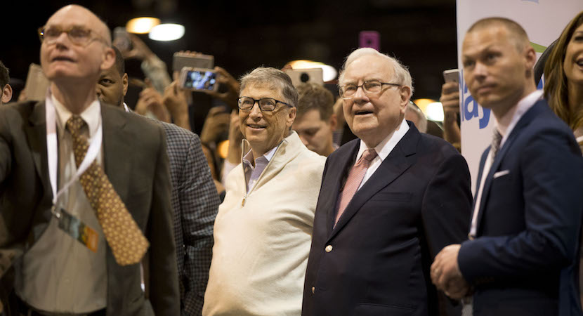 Berkshire AGM 2017 - Why Warren's wife will get an index