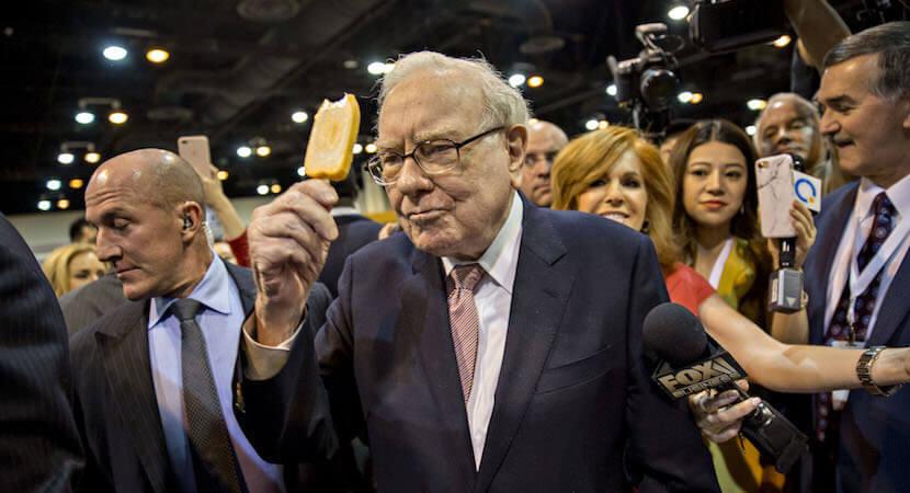 WORLDVIEW: The weekend's big share tip from Warren Buffett – follow him and profit.