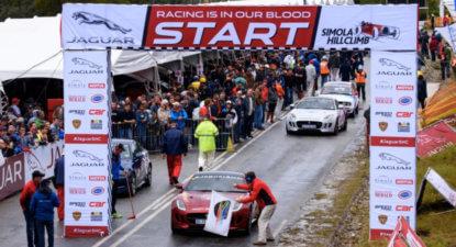 2017 Jaguar Simola Hillclimb to be broadcast live