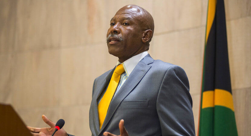 Eye of the storm: Sarb governor addresses downgrade, inflation concerns