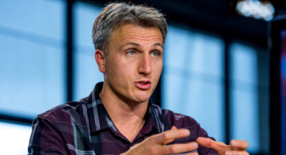 Lyndon Rive, Elon Musk's entrepreneurial cousin, breaks free from Tesla – to start new venture