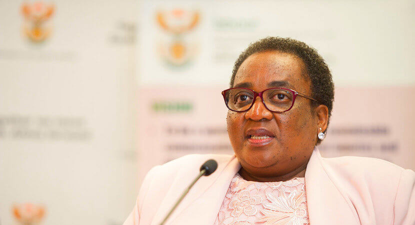 Failing to transform? Labour Minister Oliphant slaps fines on 21 SA companies
