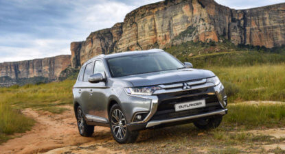 Mitsubishi Outlander – Practical Imperfection