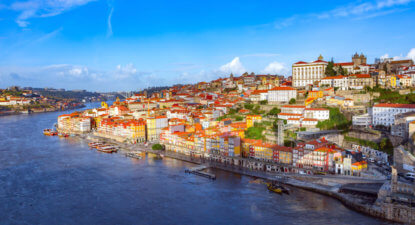 Get EU residency and a yield-generating offshore property in Porto