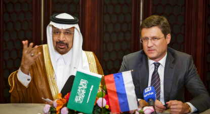 Saudi, Russia cutbacks buoy oil bulls, but respite from frackers won't last