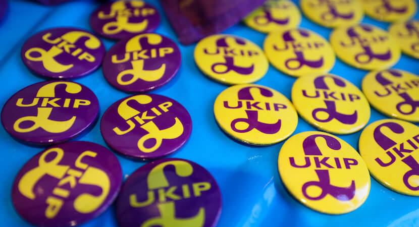 Turning blue: Tories set to decimate purple party – as UKIP in sheep's clothing