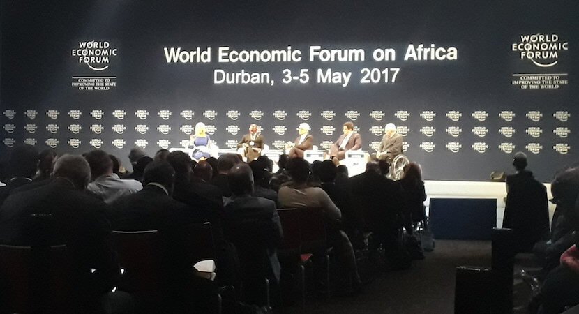 WEF Africa Diary Day Two: As talk shop grinds to an end, time for action?