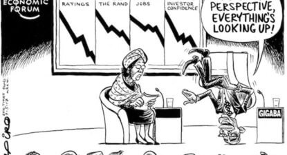Azar Jammine: Making sense of Rand's whipsaw – why it is set to drift lower