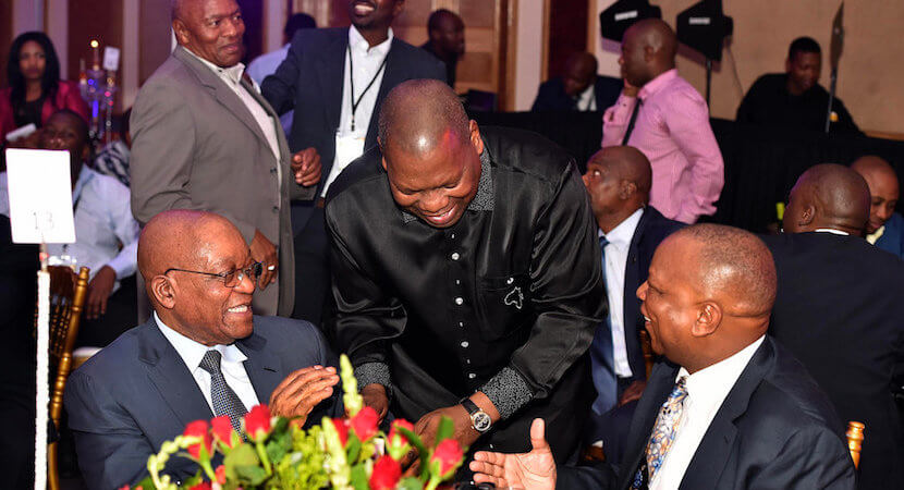 Zweli Mkhize: The ANC-saving compromise candidate – Giliomee