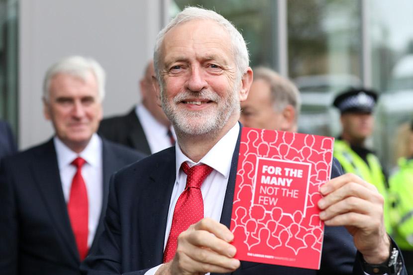 Jeremy Corbyn; Ronnie Kasrils