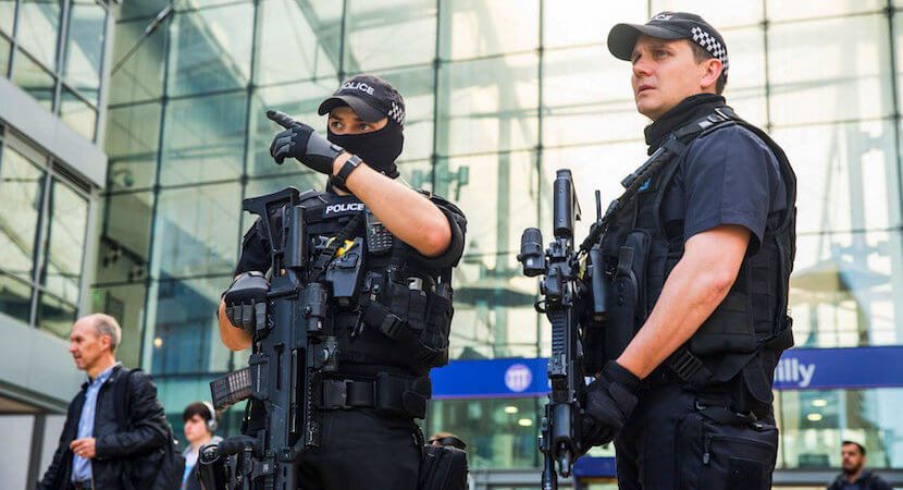 How to protect crowded places from ever adapting terror networks: Criminologist