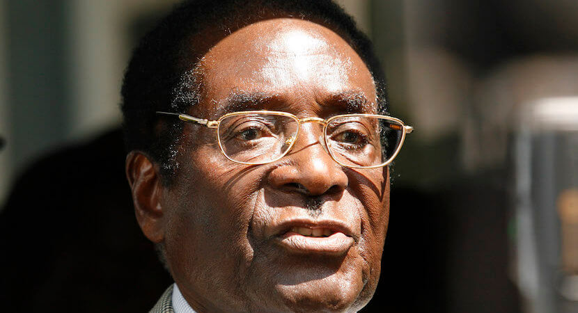 Shocking: Robert Mugabe touts immunity for Zim's murderous farm invaders