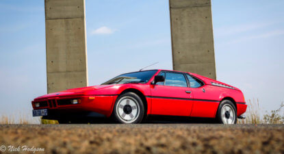 BMW M1: In the presence of greatness – with video