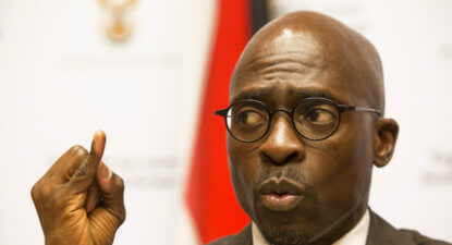 All eyes on smart suit Gigaba with his imminent debut mini-budget