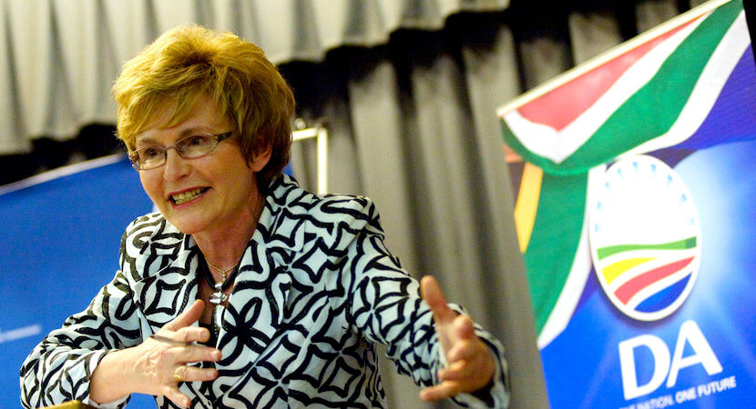 A society gone racially mad – Myburgh on Zille's suspension by the DA