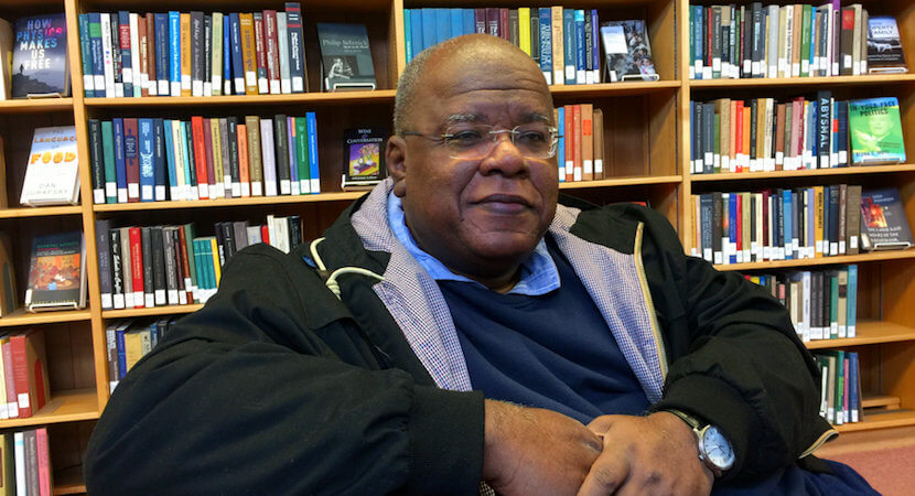 Professor Jonathan Jansen on fascism, #FeesMustFall and Iqbal Survé
