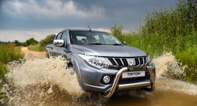 Mitsubishi Triton: A bakkie worth a 2nd look