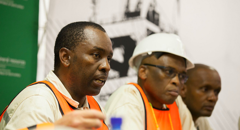South Africa to require local mines be 30% black-owned