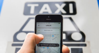 Is Uber finally turning into a real business?