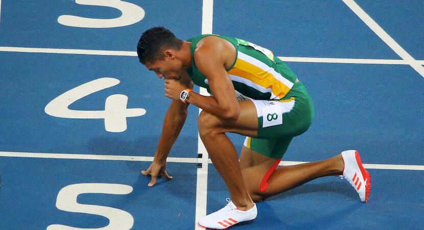 WATCH: Wayde van Niekerk shatters 300m world record, enters history books
