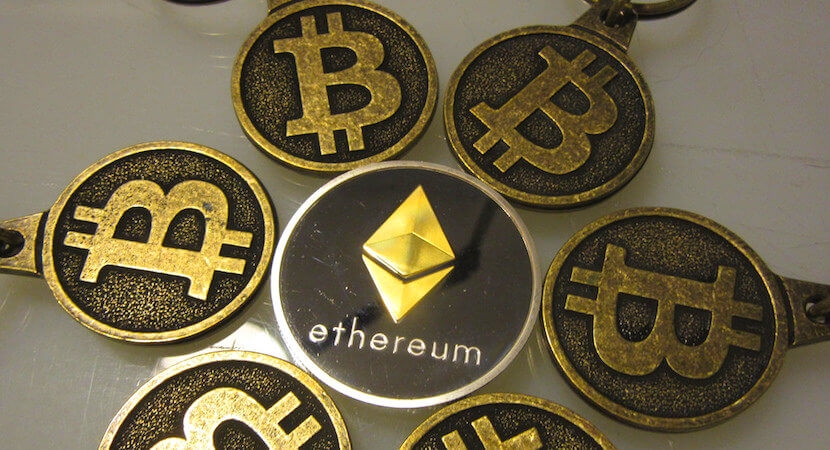 Ethereum gives bitcoin a run for its money as cryptocurrencies mutate