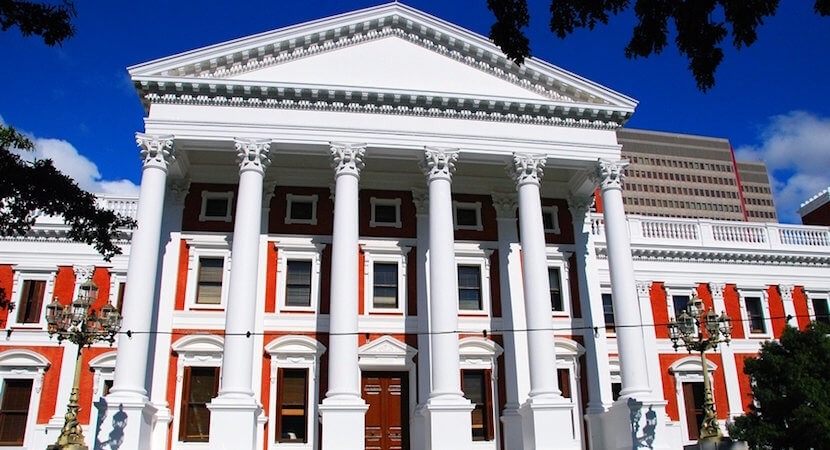 Broken democracy: Why the Van Zyl Slabbert report haunts SA's Parliament