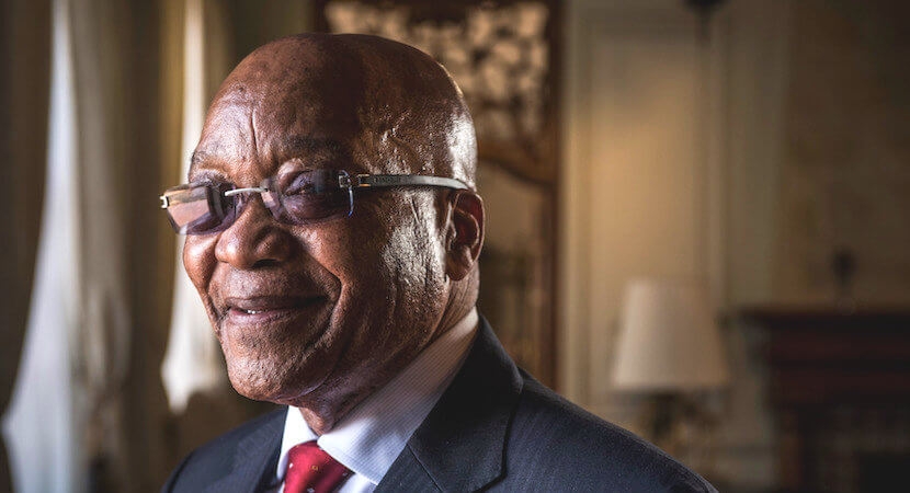Car wash South Africa? Slippery Zuma launches state capture commission