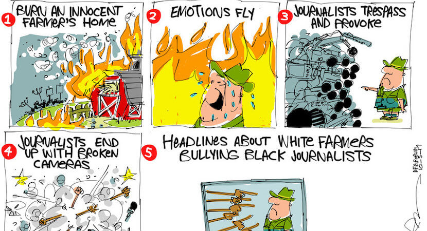 WORLDVIEW: Pondering big what ifs…SA's lucky escape from media dark arts
