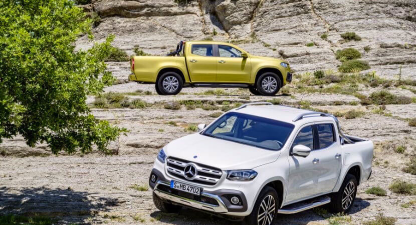 The Mercedes of bakkies – X Class finally revealed after two year wait