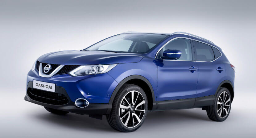 Nissan Qashqai: Still blowing the segment lights out