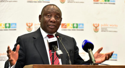 Ramaphosa on decolonized education and why a name really counts