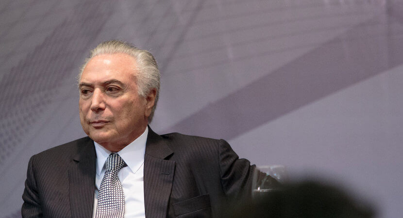 WORLDVIEW: Brazil – corrupt president, elections soon, showing way for SA