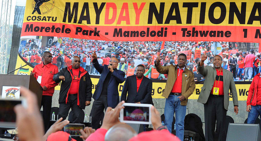 Disorganised labour: Stumbling Cosatu a shadow of what it used to be