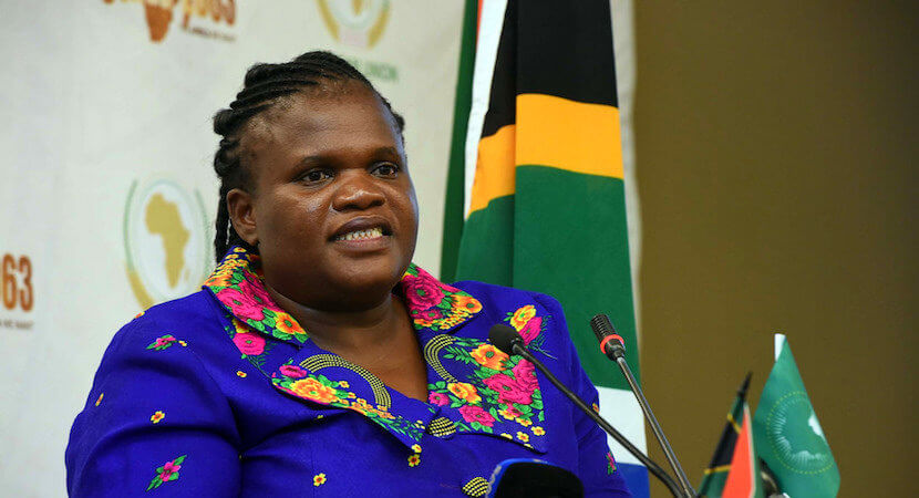 """Open letter to the """"calamitous"""" Faith 'Fly-my-Family' Muthambi"""