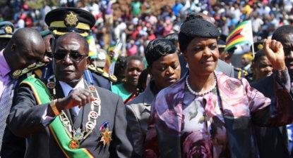 Broken ANC 'reveres' despots like Grace Mugabe – Ed Herbst
