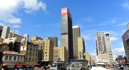 Shock and awe: Herman Mashaba's plan to evict JHB CBD's illegal aliens