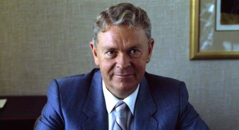 Farewell Piet Badenhorst: Man who created Absa has died in Australia
