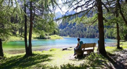 Mqamelo: Lessons from a mountain hike. Switzerland, SA – what's to learn?