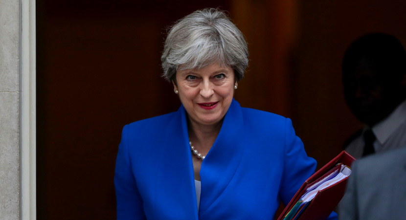 Theresa May has a Brexit deal